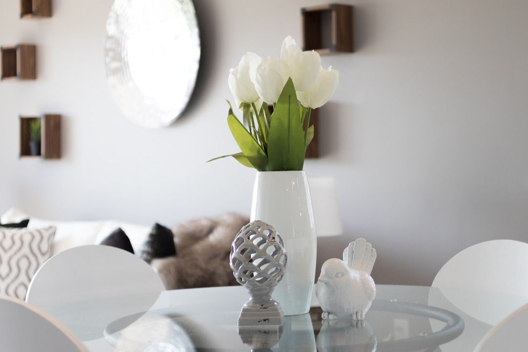 Wohnzimmer Arrangement Home Staging